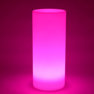 Colonna luminosa LED multicolore - ROTONDA 80 cm