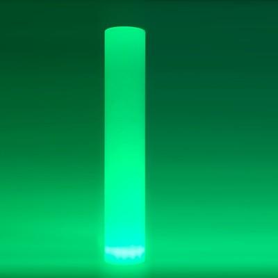 Columna de luz LED multicolor - REDONDA 150 cm