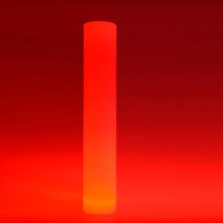 Mehrfarbige LED-Lichtsäule - RUND 150 cm