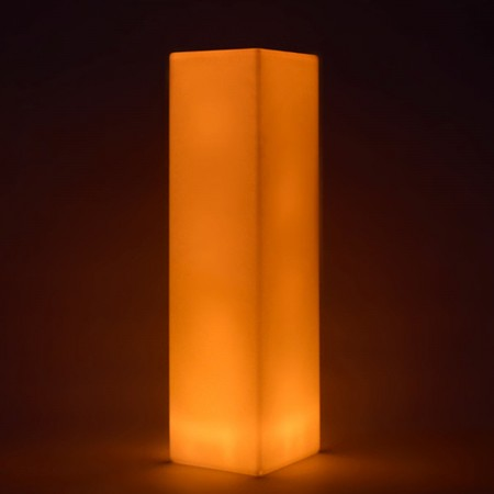 Colonne Lumineuse à LED Multicolore - SQUARE 109 cm
