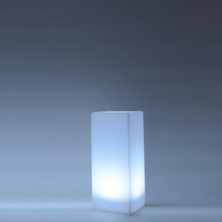 Colonne Lumineuse à LED Multicolore - SQUARE 80 cm