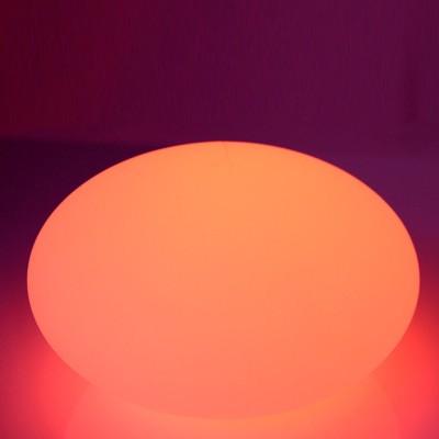 Mehrfarbiger LED-Lichtkiesel M.