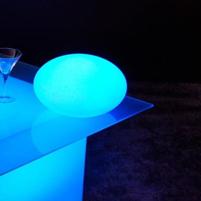 Luz LED multicolor Pebble XL