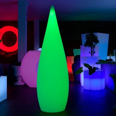 Goutte Lumineuse à LED Multicolore - SKAL - 150 cm