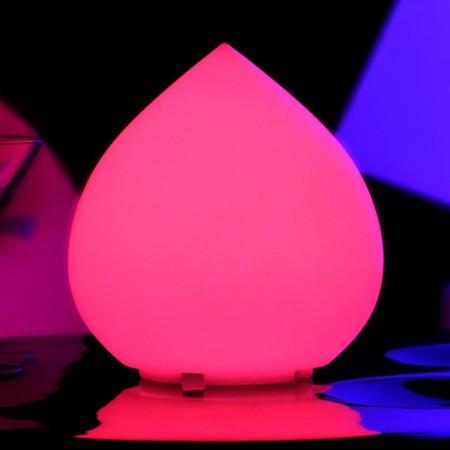 Gota de luz LED multicolor - SKAL - 25 cm
