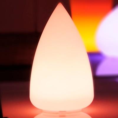 Mehrfarbiger LED Light Drop - SKAL - 33 cm