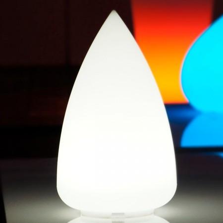 Goccia LED multicolore - SKAL - 33 cm