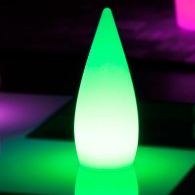 Gota de luz LED multicolor - SKAL - 37 cm