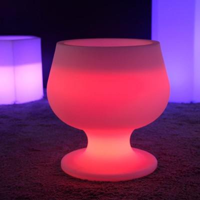 Pot Lumineux à LED Multicolore - CUP