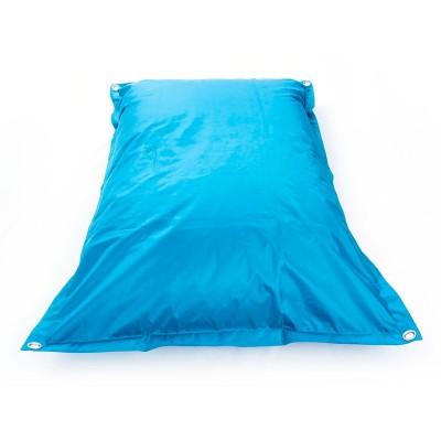 Pouf Géant Extérieur Bleu Turquoise BiG52 IRON RAW