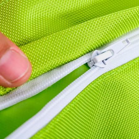 Pouf Géant Extérieur Vert Lime BiG52 IRON RAW