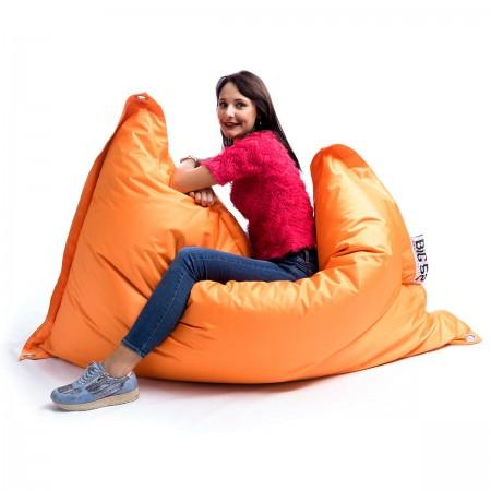 Puf Giant Outdoor Naranja BiG52 IRON RAW