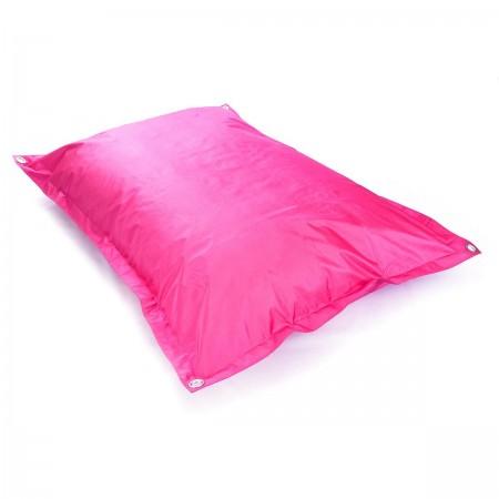 Pouf gigante da esterno rosa BiG52 IRON RAW