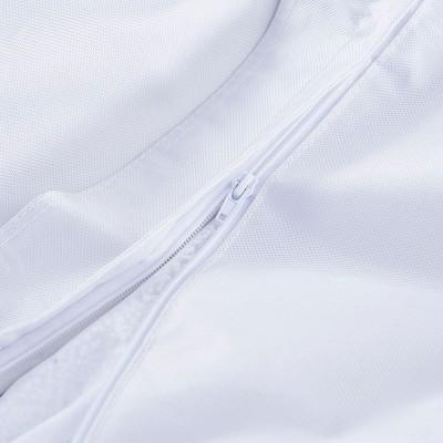 Pouf Géant Extérieur Blanc BiG52 IRON RAW