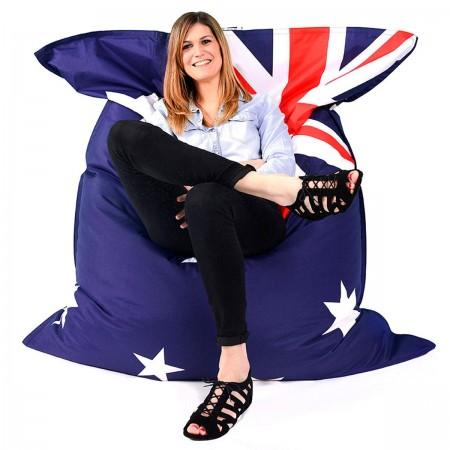 Riesen Sitzsack BiG52 Australien Australische Flagge