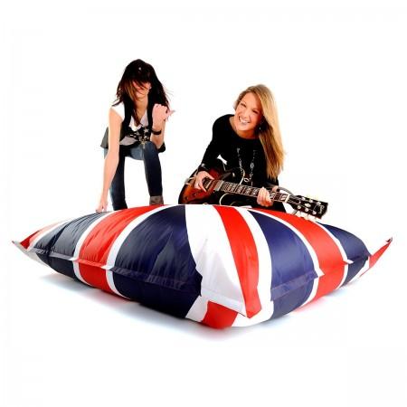 Giant Beanbag BiG52 Bandiera Inglese Regno Unito