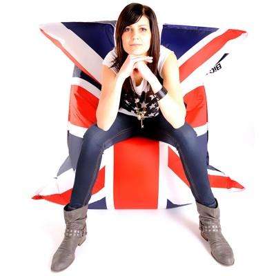 Giant Beanbag BiG52 UK Englische Flagge