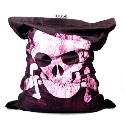 Pouf gigante BiG52 Skull