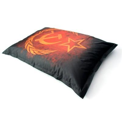 Puf gigante BiG52 VINTAGE SOVIET Flag
