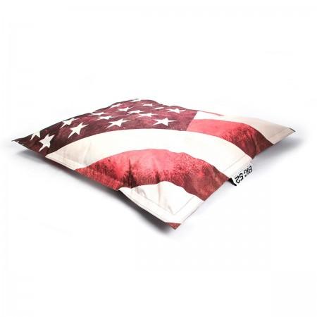Giant Beanbag BiG52 VINTAGE USA Bandiera degli Stati Uniti