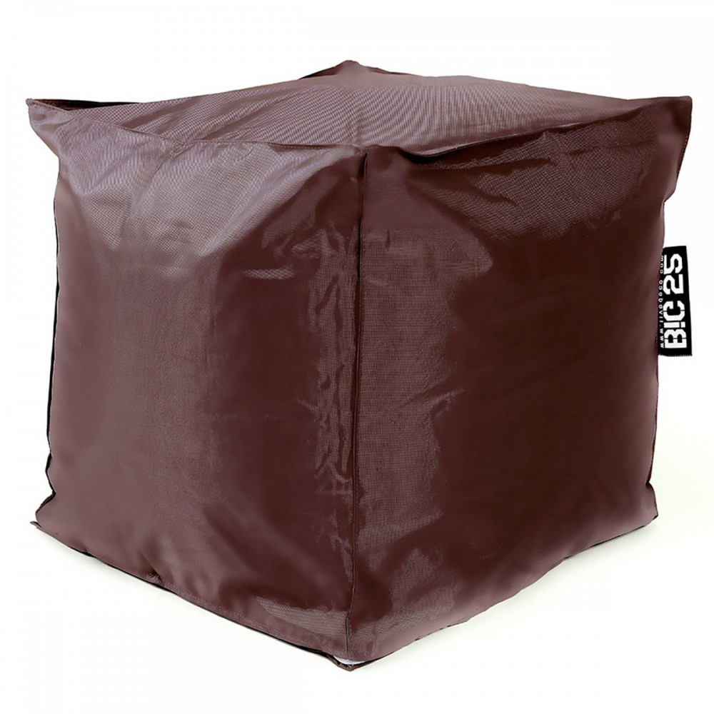 Puf Cube BiG52 - Chocolate
