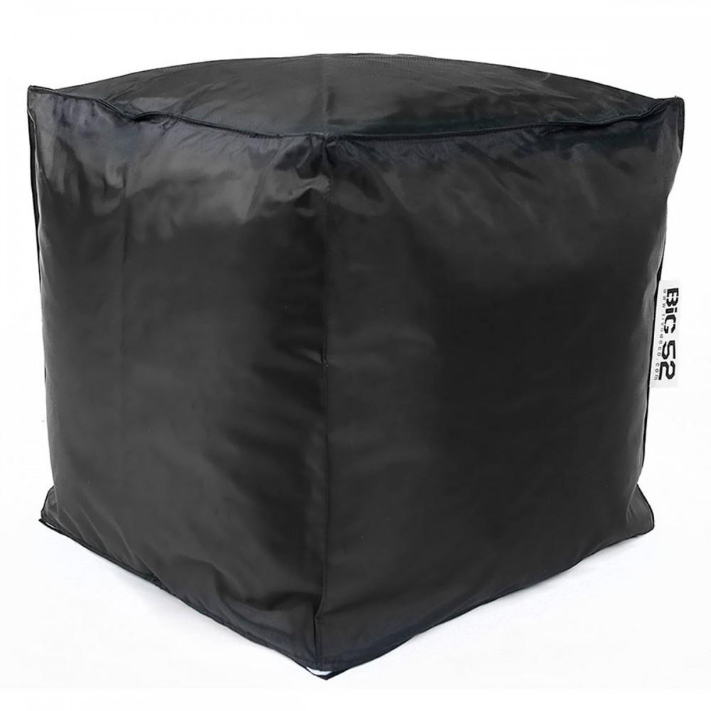 Puf Cube BiG52 - Negro