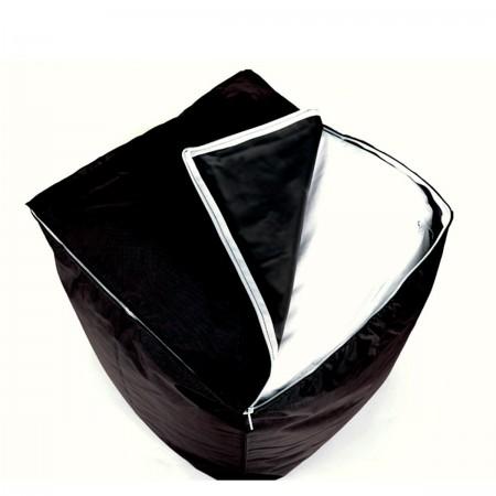 Pouf Cube BiG52 - Nero