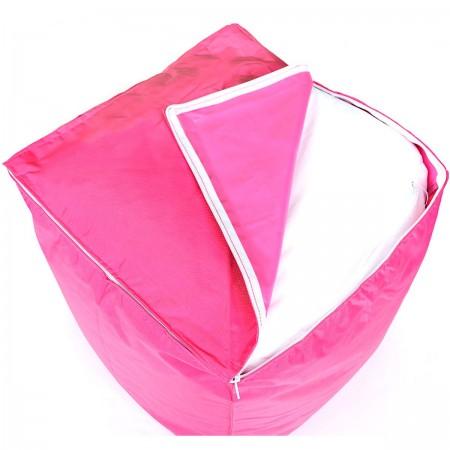 Puf Cube BiG52 - Rosa