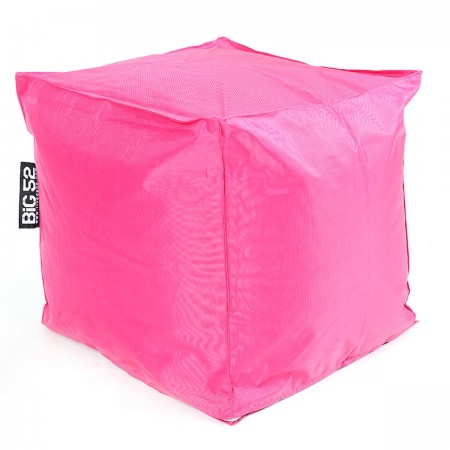 Pouf Cube BiG52 - Rose