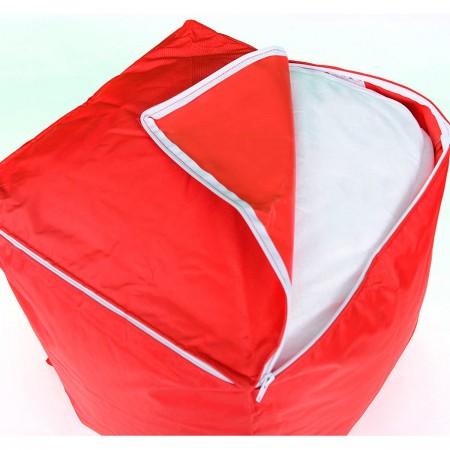 Cube Pouf BiG52 - Rot