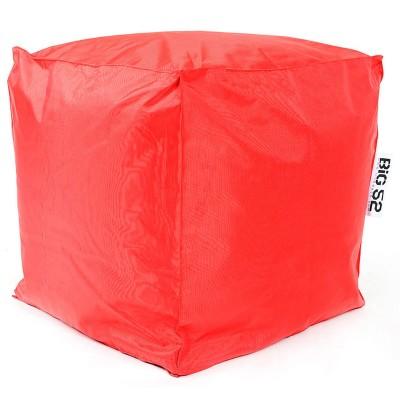 Puf Cube BiG52 - Rojo