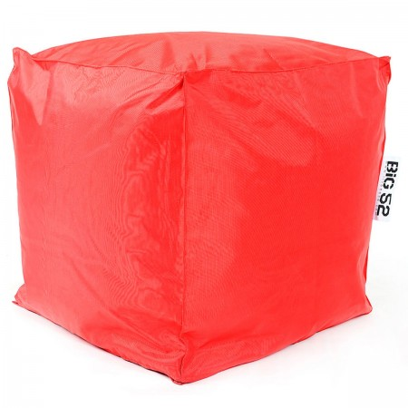 Pouf Cube BiG52 - Rosso