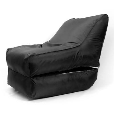 Pouf sacco BiG52 nero