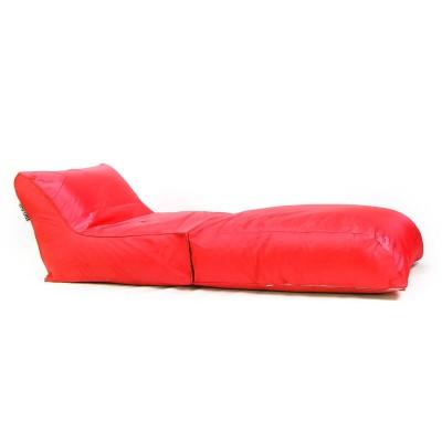 Pouf transat BiG52 rouge