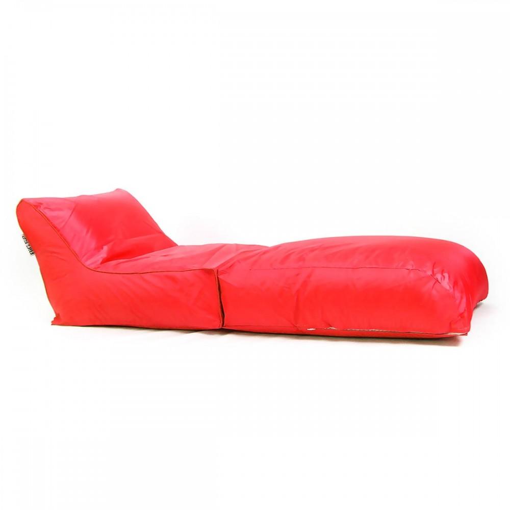Pouf sacco rosso BiG52