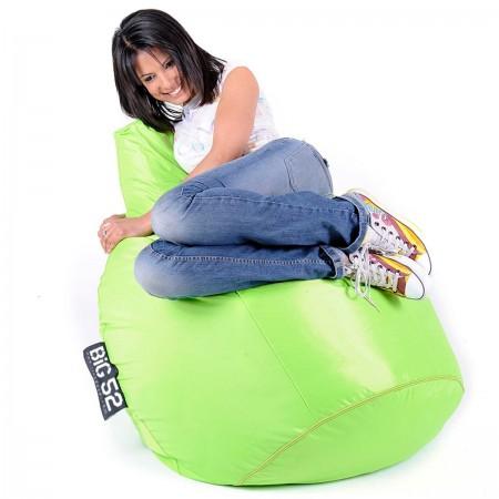 Sitzsack Birne Siebziger Grün
