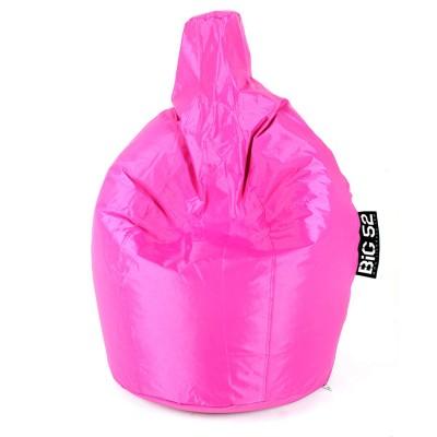Sitzsack 70er Jahre Pink