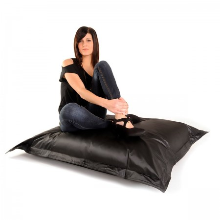 Giant Pouf BiG52 Sit Black