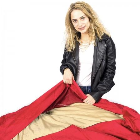 Riesensitzsack XXXL BiG52 TiTAN - Rot