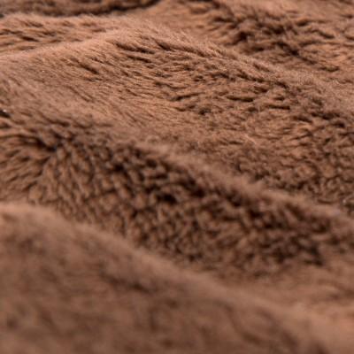 Riesensitzsack XXXL BiG52 TiTAN - Braunes Vlies