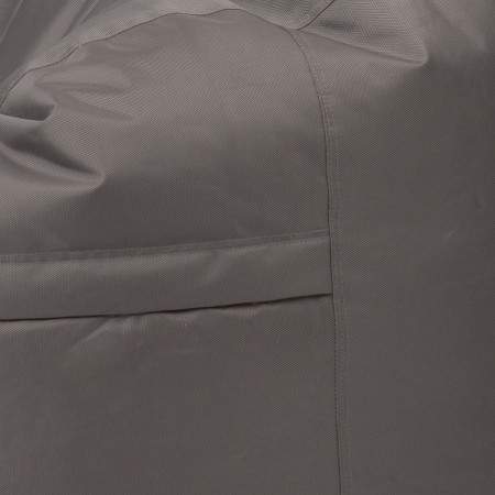 Puf gigante para exteriores XXXL BiG52 TiTAN - Grafito