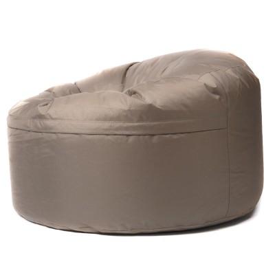 pouf g ant ext rieur big52 titan taupe pour l 39 ext rieur. Black Bedroom Furniture Sets. Home Design Ideas