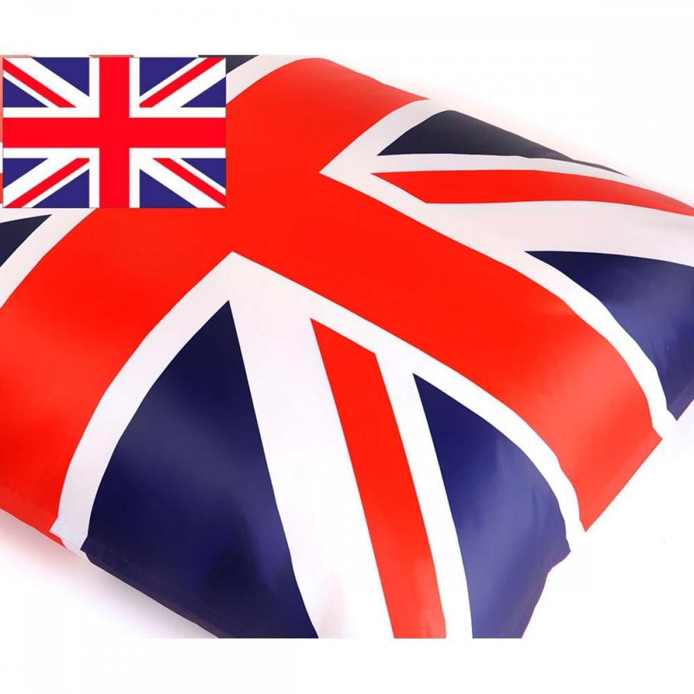 Riesige Hockerabdeckung BiG52 PRINT UK