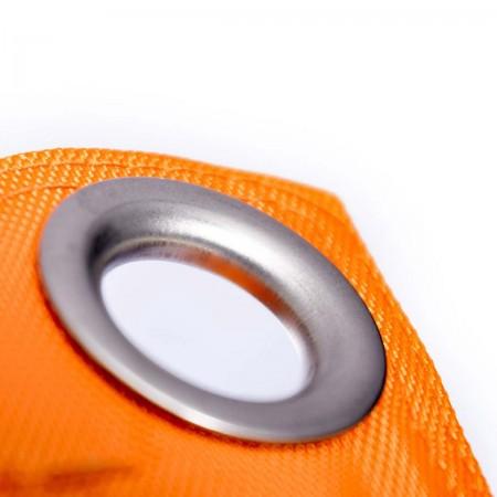 Housse pouf géant BiG52 IRON RAW Orange
