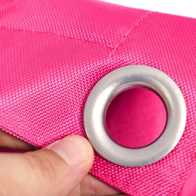 Funda para puf gigante BiG52 IRON RAW Rosa