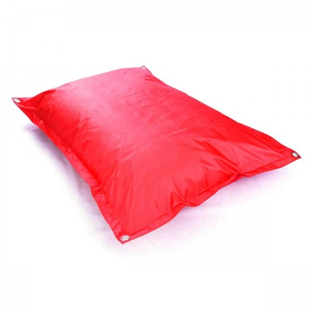 Copri pouf gigante BiG52 IRON RAW Rosso