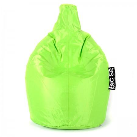 Housse Pouf Poire Vert BiG52