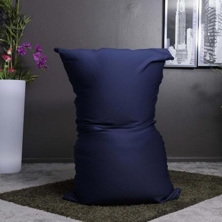 Riesiger Sitzsack Stretch Navy Blue BiG52