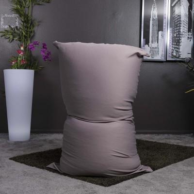Riesen Sitzsack Stretch Taupe BiG52