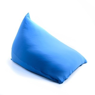 Riesiger Hocker Berlingot Blue Stretch BiG52